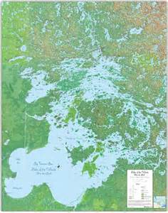 lake of the woods canada map new lake of the woods and kenora area 3d satellite