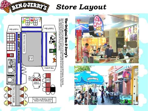supermarket layout and marketing ben jerry s marketing plan