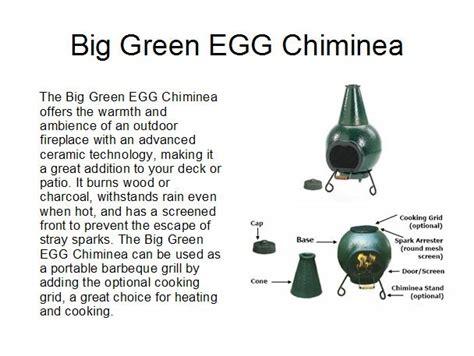 Big Chiminea Big Green Egg Chiminea 4 Patio Heating Cooking