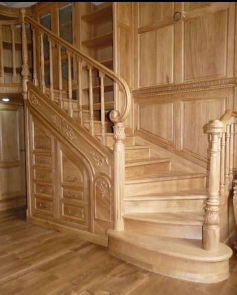 scale x interni scale in legno su misura roma