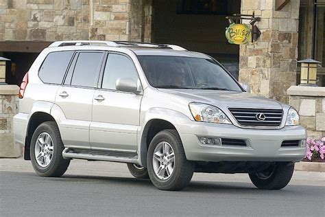 lexus gx470 consumer reviews 2004 lexus gx 470 overview cars