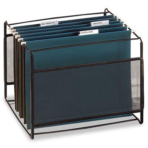 wire file holder desk letter size mesh file frame holder by rolodex rol22191