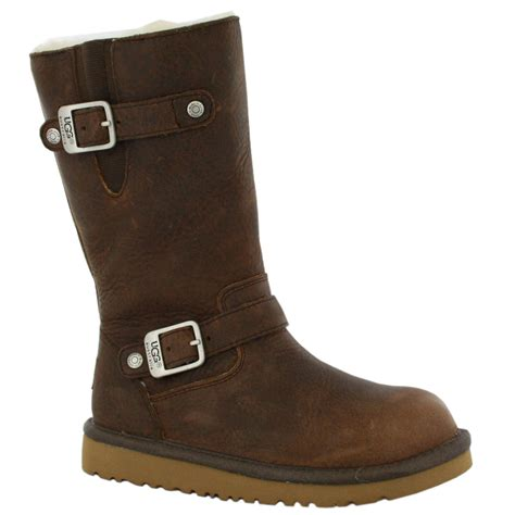 ugg australia kensington brown womens boots ebay