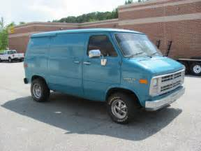 Chevrolet Vans Chevy G10 Shorty California For Sale Photos
