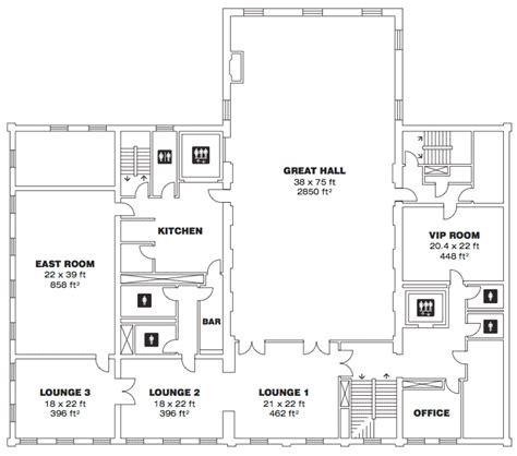 Marriage Hall Floor Plan | wedding venue plan of building google search banquet