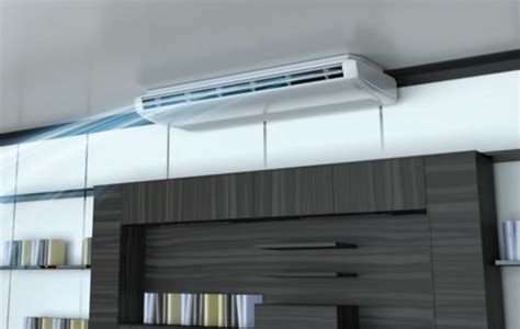 Split Level Style lg tb c306gss0 duct air conditioners with precise