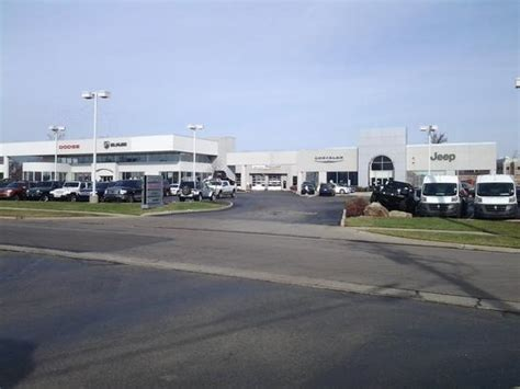 Jeep Dealer Cincinnati Chrysler Jeep Dodge Cincinnati Oh 45249 Car