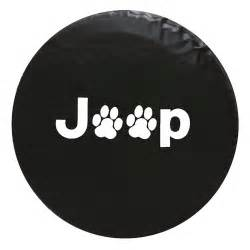 jeep animal paw print vinyl spare tire cover  unique  shirts mugs decals gifts