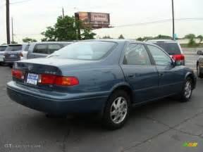 2001 Toyota Camry Le V6 2001 Sailfin Blue Metallic Toyota Camry Le V6 11262376
