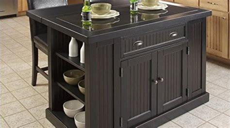 home styles nantucket kitchen island home styles nantucket granite top kitchen island and