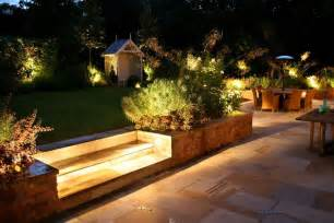 garden lighting ideas 40 ideas of how to design a garden with clean lines and