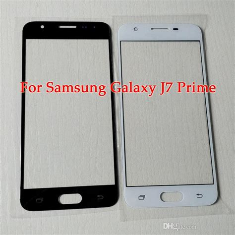 Lcd Samsung Galaxy J7 Prime Amoled 2018 for samsung j7 prime replacement lcd front screen glass outer lens for samsung galaxy j5
