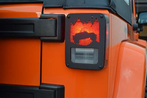 Light Covers Jeep Wrangler Jeep Tweaks