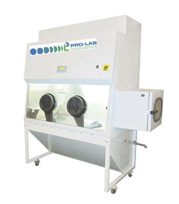 pro safe class iii biosafety cabinet