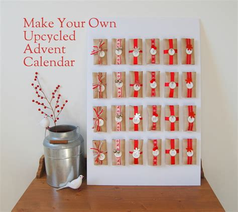 how to make an advent calendar with paper diy advent calendar northstory