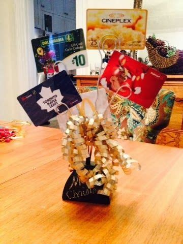 Gift Card Tree Ideas - gift card tree and other fun gift ideas bridal shower ideas pint