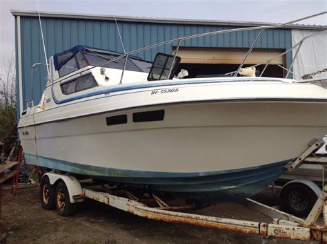 boat trailers for sale comox valley cion 27 ft offshore boat and calkins tandem trailer