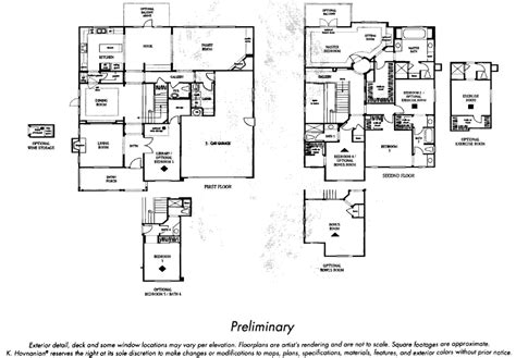 100 k hovnanian homes floor plans khov new homes in