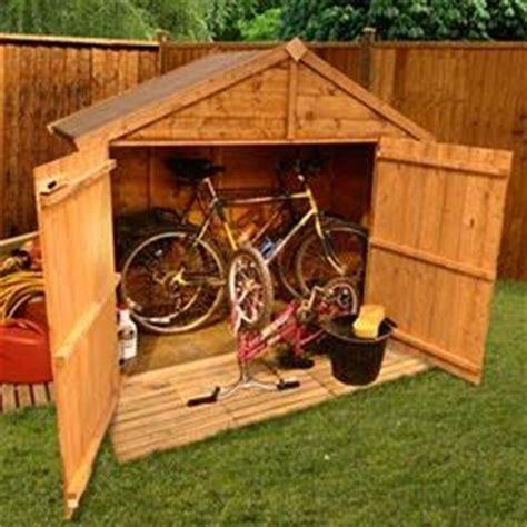 bike shed cycle storage garden bicycle storage sheds