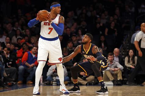 indiana pacers   york knicks recap highlights final