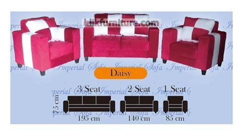 Sofa Minimalis 211 New Obama sofa model dudukan 211 harga promo diskon