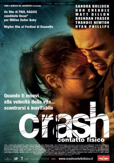 themes in the film crash crash