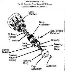 1993 ford f150 hub diagram 1994 ford f 150 wiring diagrams