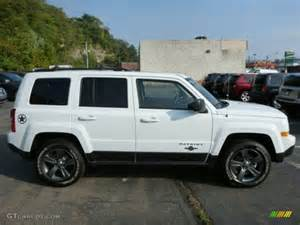 bright white 2014 jeep patriot freedom edition 4x4