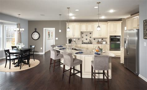 Traditional House Floor Plans lenah mill the villages the parker home design
