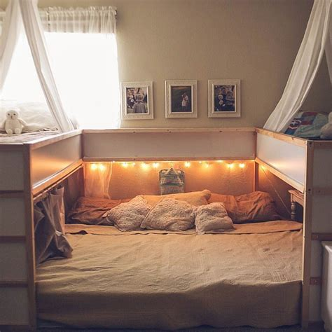 hacker bedroom this ikea hack for families who cosleep is truly genius