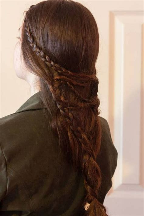 ancient celtic hairstyles 219 best images about victorian medieval viking hairstyles