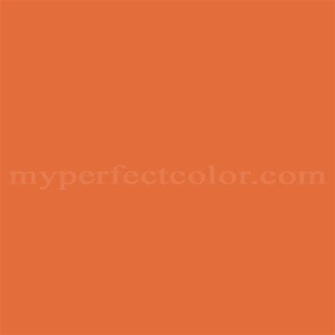sherwin williams sw6885 knockout orange match paint colors myperfectcolor