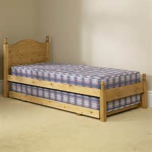 Guest Bed Size Friendship Mill Guest Bed Single Size Wooden