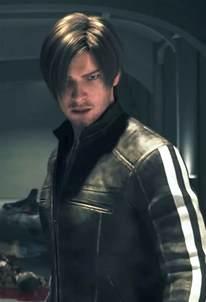 Leon S Kennedy Resident Evil Vendetta Jacket
