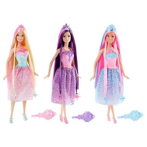 Mattel Endless Hair Kingdom 1 Endless Hair Kingdom Princess Doll Mattel