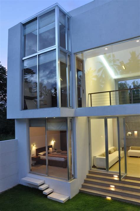glass wall house amazing glass walls design ideas with tree painting