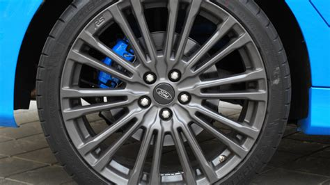 Ford Focus Wheels by 2016 Ford Focus Rs Drive Autoblog