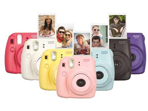 fuji instant mini 8 fujifilm instax mini 8 instant kamera i morsomt design