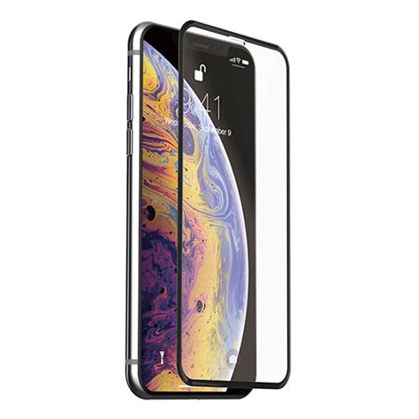 just mobile xkin 3d tempered glass for iphone xs max black macnificent south africa