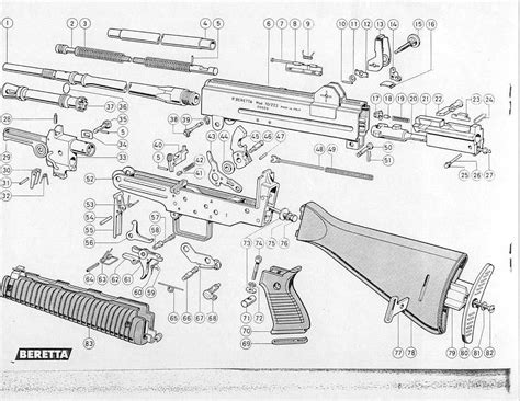 ak 47 parts diagram the gallery for gt ak47 tactical wallpaper