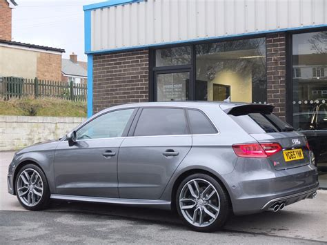 Second Hand Audi A3 by Second Hand Audi A3 S3 2 0 Tfsi Quattro Sportback 300ps S