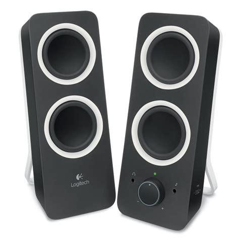 Speaker Multimedia logitech multimedia speakers z200 with stereo sound for devices black