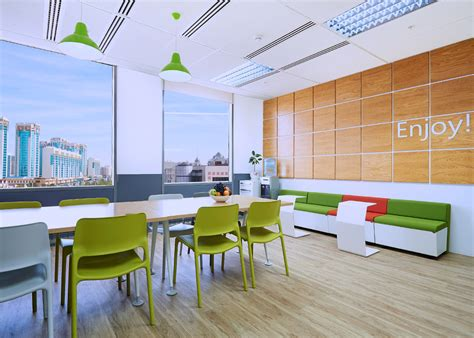 Microsoft Corporate Office by Microsoft Astana Office Workplace Ahr Architects