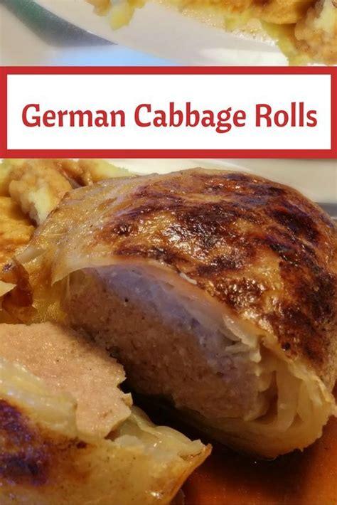25 best ideas about german cabbage rolls on pinterest german food recipes ukrainian cabbage