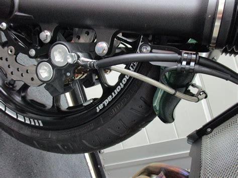 700 Ps Motorrad by Umgebautes Motorrad Yamaha Xsr700 Gsn Motorraeder