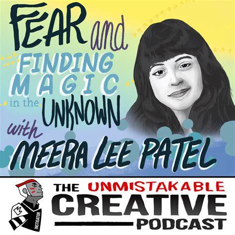 my friend fear finding magic in the unknown books meera patel fear and finding magic in the unknown