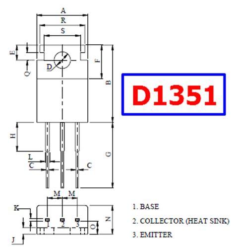 d965 transistor datasheet pdf