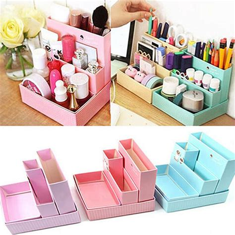 How To Make A Desk Out Of Paper - popular diy stationery holder buy cheap diy stationery