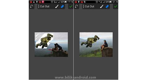 cara edit foto jadi transparan di android cara mudah edit foto kamu jadi lucu dan unik di android