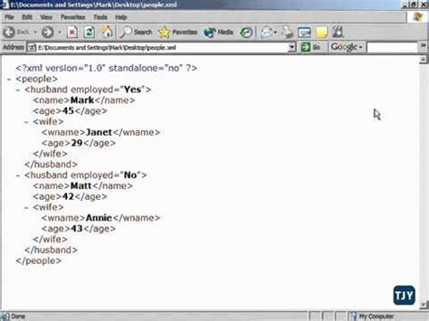 css tutorial in xml xml tutorial 43 css making xml presentable youtube